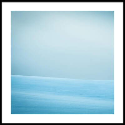 Art print titled Winter In Solitude by the artist Miroslaw