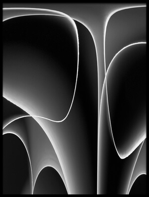 Art print titled Within the Folds by the artist Jacqueline Hammer