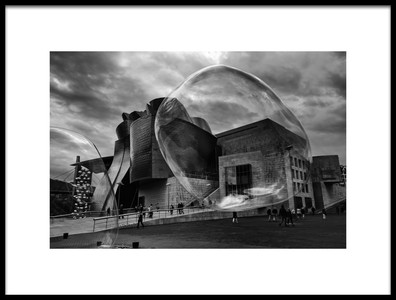Art print titled Without Care by the artist Andrzej Krawczyk Photography