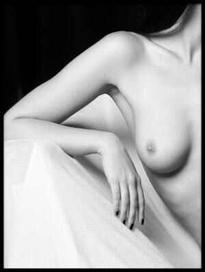 Art print titled Woman Beauty by the artist Jan Blasko