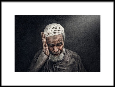 Buy this art print titled Worries of Life by the artist Husain ALSaeed