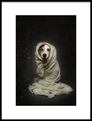 Buy this art print titled Wrapped by the artist Heike Willers