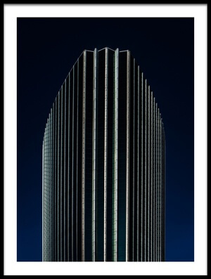 Buy this art print titled WTC Rotterdam by the artist Gilbert Claes