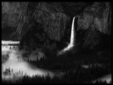 Art print titled Yosemite Spring by the artist Rob Darby
