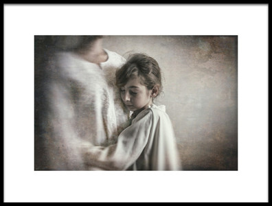 Art print titled You Are Just a Part of Me 2 by the artist Julia