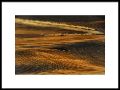 Art print titled Zoom by the artist Lydia Jacobs